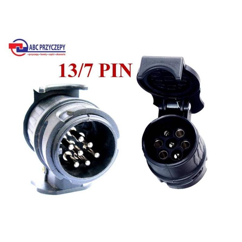 Adapter 13 pin - 7 pin /12V