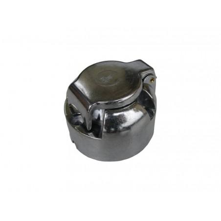 Gniazdo metalowe 7 pin /12V
