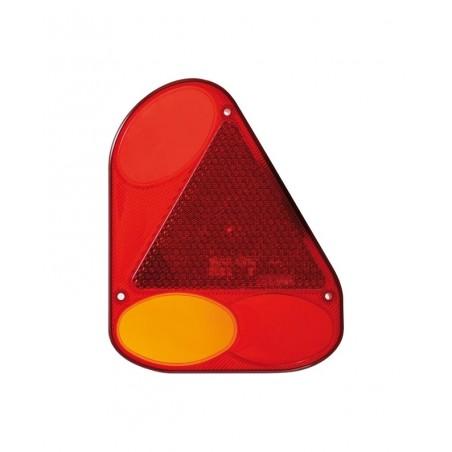 Klosz lampy FT-77 prawy PPM ze światłem przeciwmgłowym